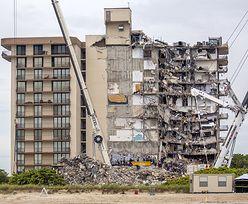 7 minut przed katastrofą. Przerażające nagranie z Miami w USA