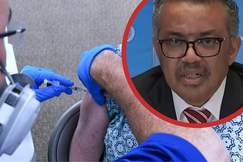 Szczepionka na koronawirusa. Szef WHO nie zostawia suchej nitki na Europie
