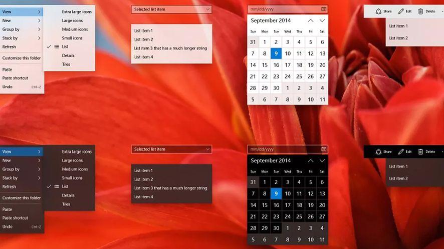 Zmiany w interfejsie Windowsa, będzie wygodniejszy w obsłudze myszką