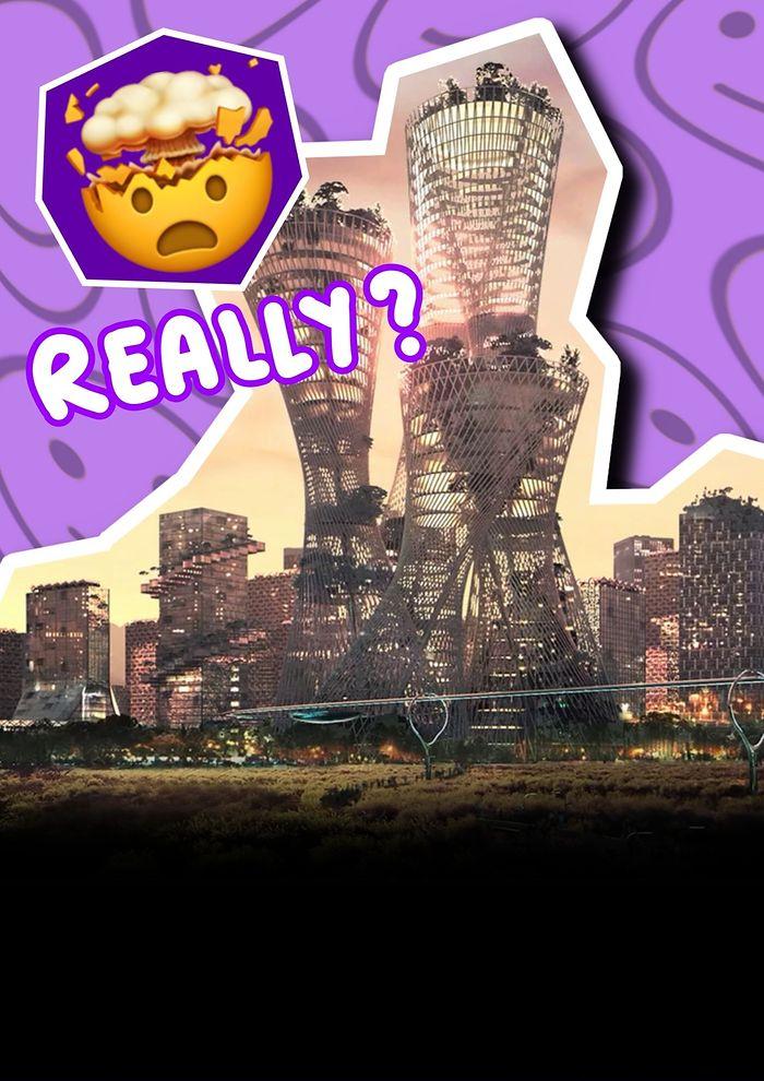 Miliarder planuje miasto idealne