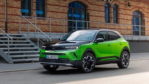 Nowy Opel Mokka-e wygrywa plebiscyt na najlepiej skomunikowany samochód