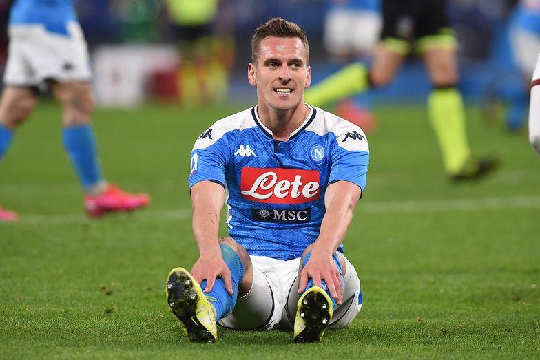 Milik w Juventusie? To byłby hit
