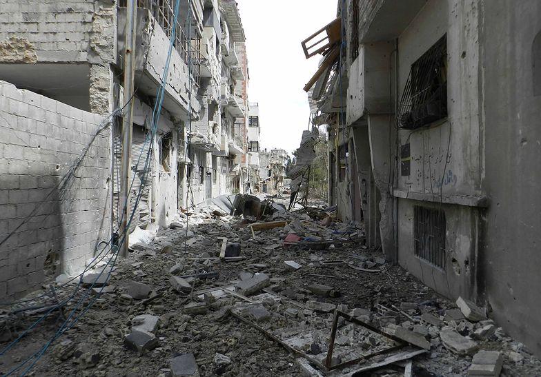 """Wojna w Syrii. """"Konflikt nierozwiązywalny"""""""