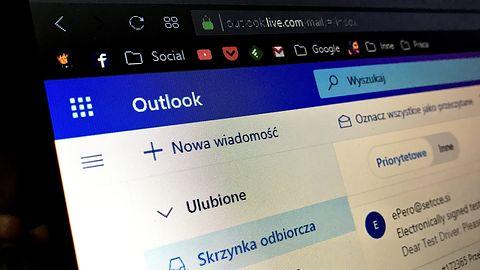 Nowy wygląd poczty Outlook.com w końcu dostępny dla wszystkich