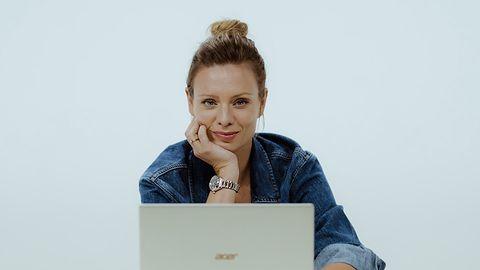 Magdalena Boczarska nową ambasadorką linii Acer Swift