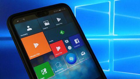 Nowy Launcher 10: Android może teraz jeszcze lepiej udawać Windowsa Mobile