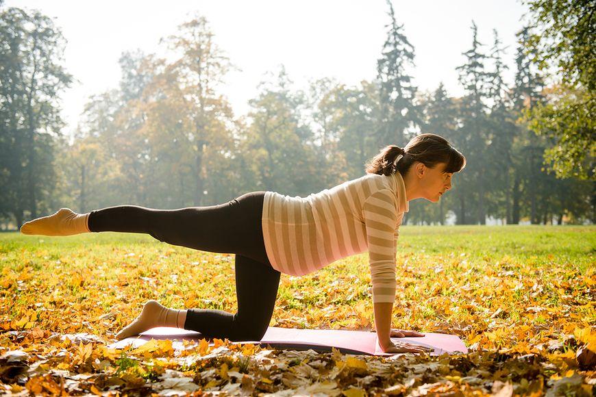 Bądź fit w ciąży i ćwicz mięśnie Kegla
