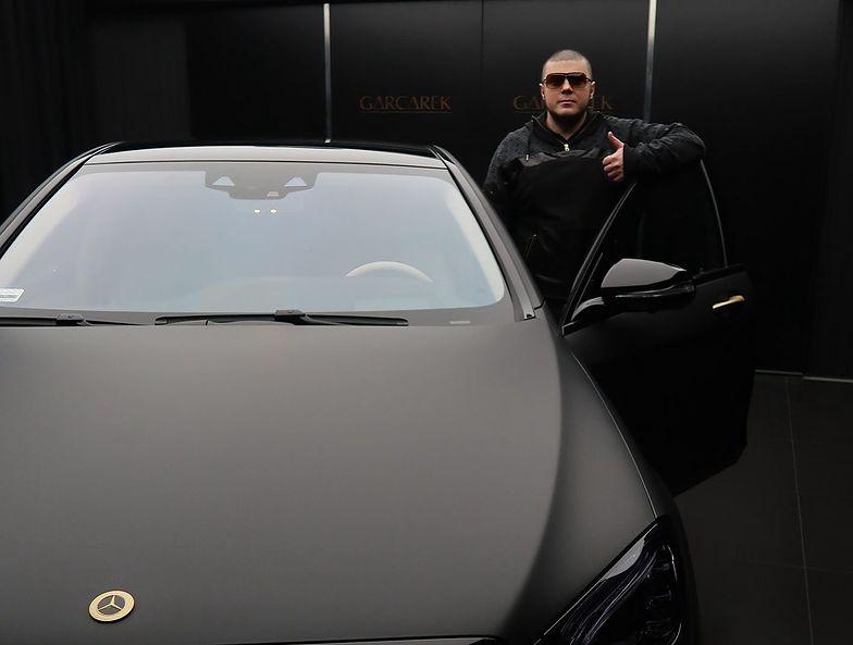 Jakim samochodem jeździ Donatan? To limuzyna warta fortunę
