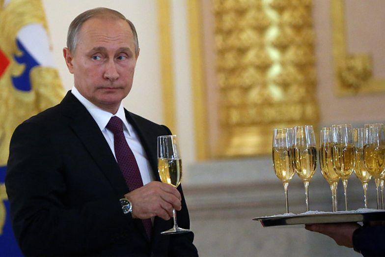 Pałac Putina. Robotnicy musieli zdążyć przed ważną datą