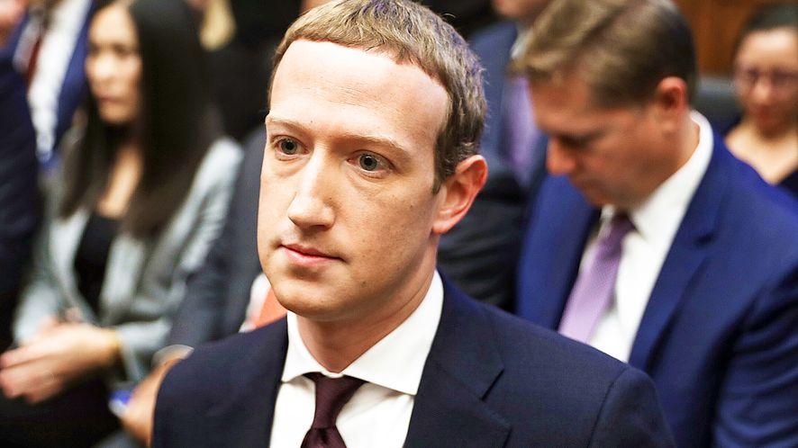 Mark Zuckerberg, fot. Chip Somodevilla/Getty Images