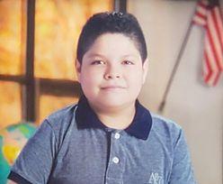Zmarł w ramionach ojca. Wstrząsająca śmierć 13-latka w USA