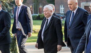 Kaczyński bada sytuację czy faktycznie rezygnuje?