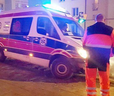 Tragiczny wypadek w Chorzowie. Nie żyje 15-latka