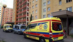 Tragiczny wypadek podczas zabawy w Słupsku