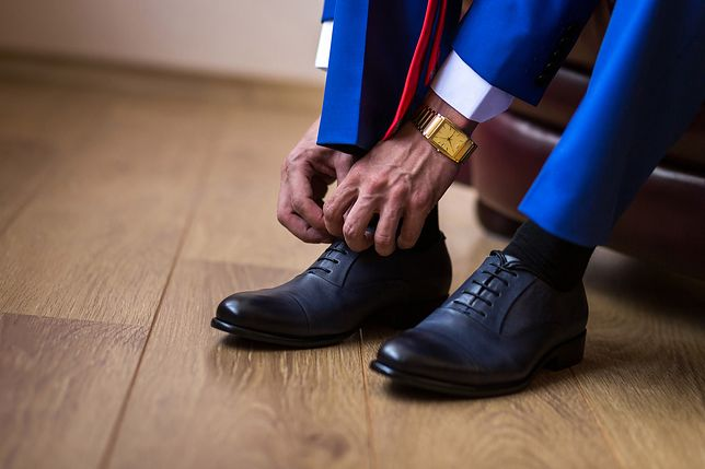 Oksfordy to najbardziej formalny fason męskich butów wizytowych