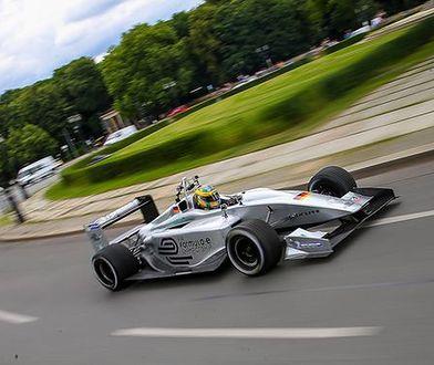 DiCaprio udziałowcem teamu samochodowej Formuły E