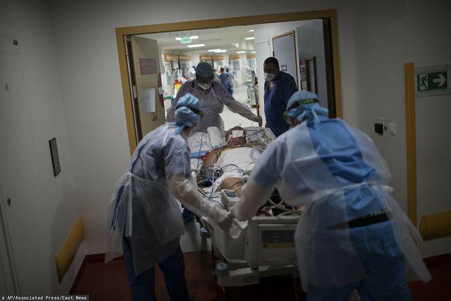 Koronawirus w Polsce. Najnowszy raport MZ o respiratorach