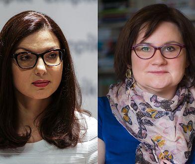 Eliza Michalik skrytykowała Małgorzatę Terlikowską