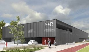 Śląskie. W Tychach obok Szpitala Wojewódzkiego powstanie nowy dwupoziomowy parking typu Park&Ride.