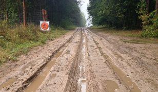 Rajd Polski: deszcz zniszczył trasę, skrócono dwa odcinki