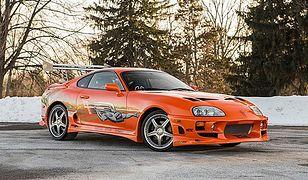 """Toyota Supra z """"Szybkich i wściekłych"""" sprzedana"""