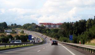 Droga ekspresowa S6 przecina wzdłuż dwa województwa: zachodniopomorskie, a także pomorskie