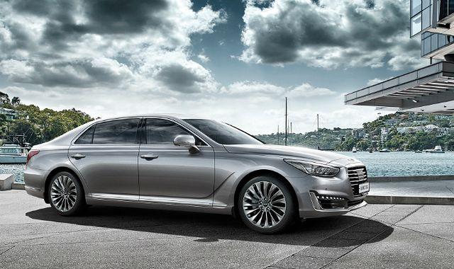 Hyundai rusza z marką Genesis