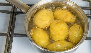 Gotowane ziemniaki są bazą dla wielu smacznych potraw