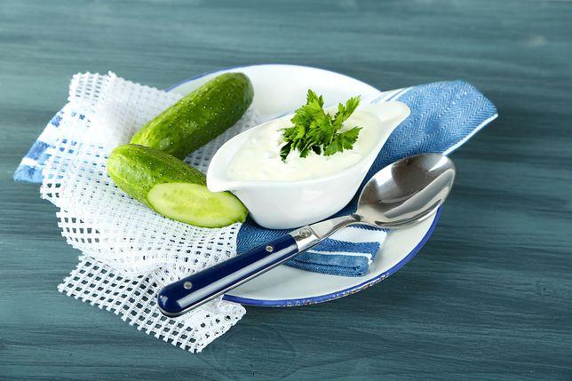 Mizeria to jeden z klasyków polskiej kuchni