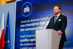Władze Warszawy stają w obronie ministra zdrowia, Łukasza Szumowskiego