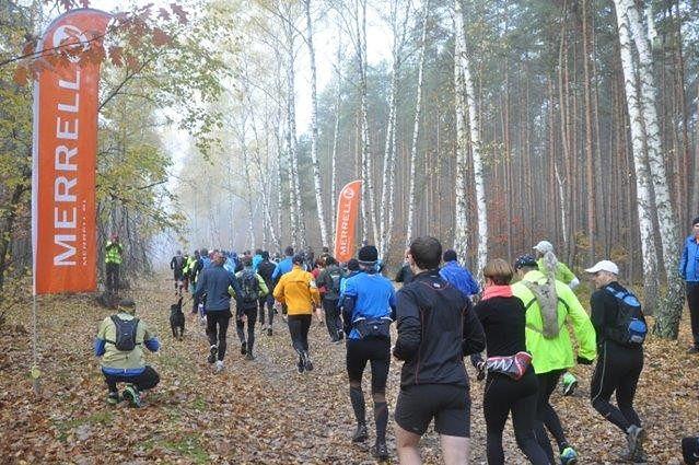III Maraton Kampinoski – bieg w sercu puszczy