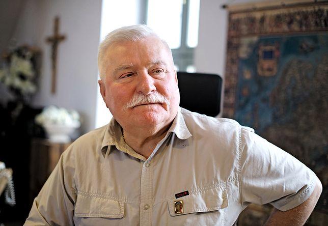 Lech Wałęsa zdradza nam swoje plany. Chce, żeby Kaczyńskiego dowieziono przed Sąd Najwyższy