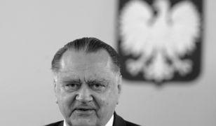 Były premier Jan Olszewski zmarł 7 lutego