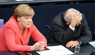 Angela Merkel musi dobrać koalicjantów, a tymczasem euro leci na głowę