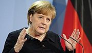 Merkel: Niemcy nie mogą już finansować polityki wzrostu gospodarczego