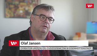 Olaf Jansen:  ci ludzie są wyrzucani z samochodów