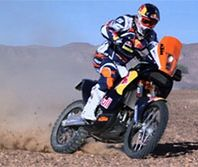 Rajd Dakar 2013: Marc Coma i Cyril Despres dla moto.wp.pl