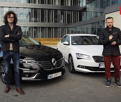 Autokult: Skoda Superb vs Renault Talisman