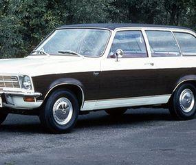 Opel po wojnie - Amerykanie w Europie