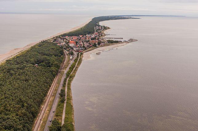 Półwysep Helski, zdjęcie ilustracyjne