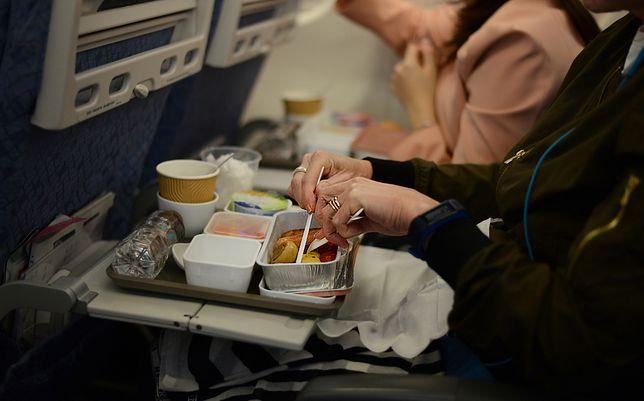 Posiłki na pokładzie często nie są zbyt smaczne