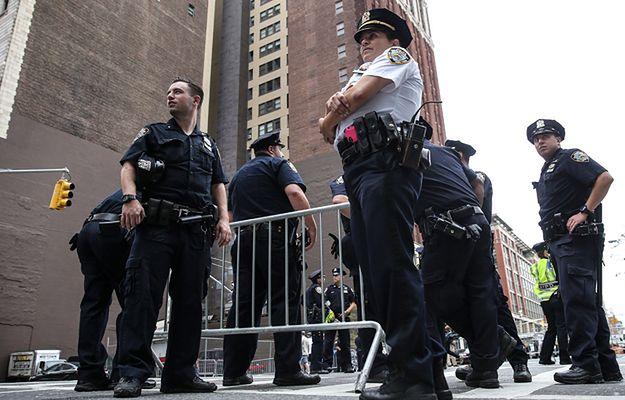 Tysiące policjantów i agentów służb specjalnych na ulicach Nowego Jorku