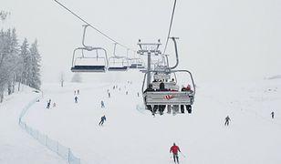 Stoki narciarskie otwarte. Minister Andrzej Gut-Mostowy udziałowcem znanego ośrodka dla narciarzy