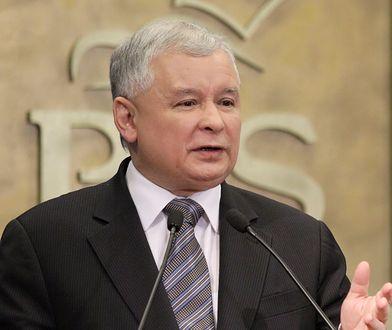 Jarosław Kaczyński - nikt nie wątpliwości, że w PiS jest tylko jeden król
