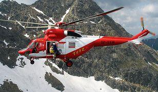 Pogoda w Tatrach. Zima zaatakowała, ogłoszono trzeci stopień zagrożenia lawinowego.