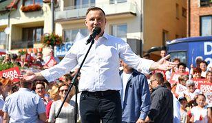 Wybory prezydenckie 2020. Andrzej Duda ułaskawił zabójcę, dilera i kierującego po pijaku