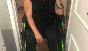 Niepełnosprawna Paulina jest załamana zachowaniem przewoźnika