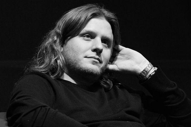 Piotr Woźniak-Starak na rozdaniu nagród filmowych