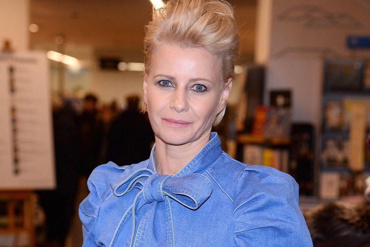 Małgorzata Kożuchowska poruszyła temat zamknięcia teatrów