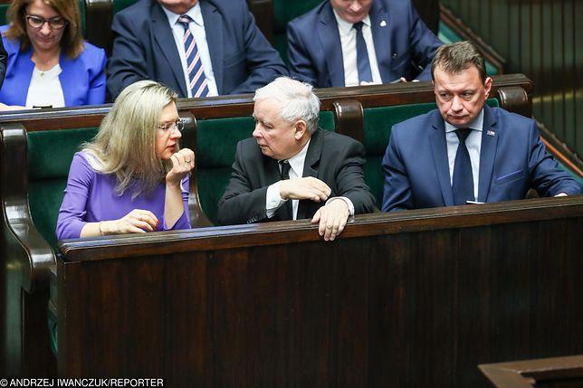 Kto zastąpi Marka Kuchcińskiego? PiS szuka nowego marszałka Sejmu